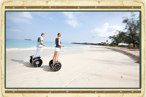 Mt. Primard Segway Adventure